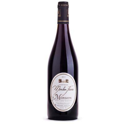 Vinhos-Franceses-Tinto-Morgon-Chateau-Moulin-Favre-VinhoSite