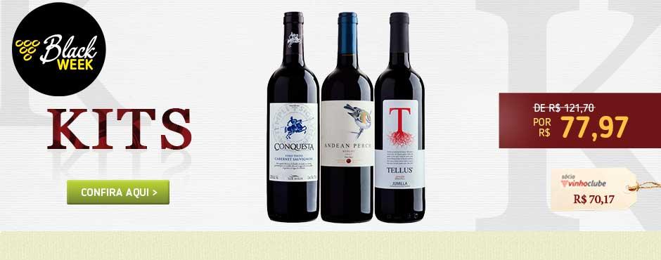 Vinho Trio VinhoSite