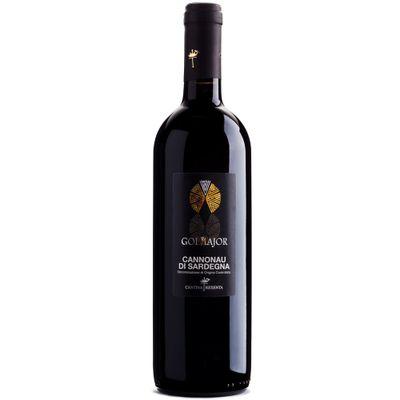 Vinho-Sardenha-Italiano-Tinto-Goimajor-Cannonau-VinhoSite