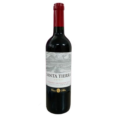 Vinho-Casa-Silva-Santa-Tierra-Cabernet-Sauvignon