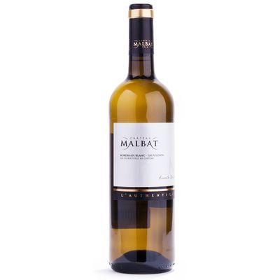 Vinhos-Franceses-Branco-Chateau-Malbat-Blanc-VinhoSite