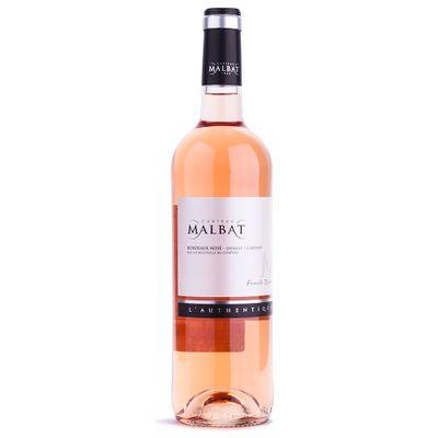 Vinhos-Franceses-Chateau-Malbat-Bordeaux-Rose-VinhoSite