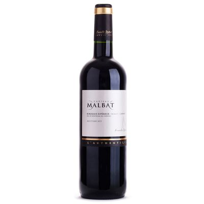 Vinhos-Franceses-Tinto-Chateau-Malbat-Bordeaux-Superieur-VinhoSite