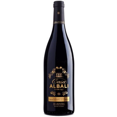 Vinho-Espanhol-Tinto-Casa-Albali-Gran-Reserva-VinhoSite