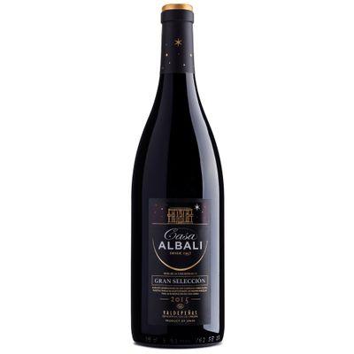 Vinho-Espanhol-Tinto-Casa-Albali-Gran-Seleccion-VinhoSite