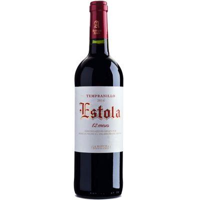 Vinho-Espanhol-Tempranillo-Estola-Tinto-VinhoSite