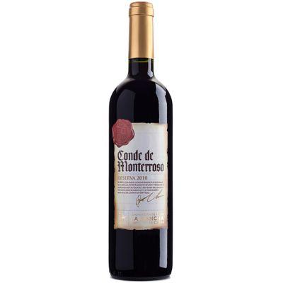 Vinho-Espanhol-Reserva-Tempranillo-Conde-de-Monterroso-VinhoSite