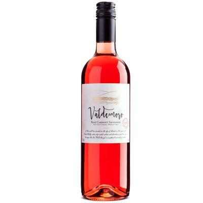 Vinho-Chileno-Rose-Cabernet-Sauvignon-Valdemoro-VinhoSite