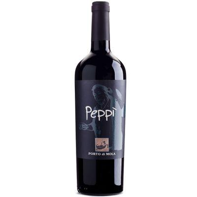 Vinho-Campania-Italiano-Tinto-Peppi-VinhoSite