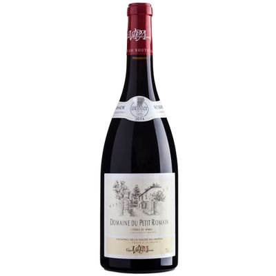 Vinho-Frances-Domaine-Du-Petit-Romain-Tinto-VinhoSite