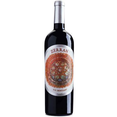 Vinho-Espanhol-Tinto-Zerran-do-Monstant-2011