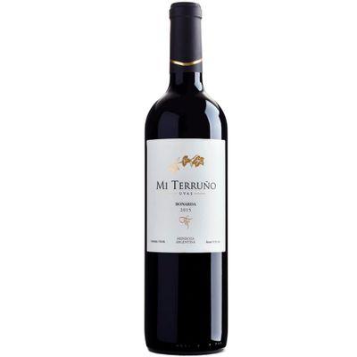 Vinho-Bonarda-Argentino-Tinto-Mi-Terruño-2015
