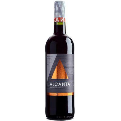 Vinho-Espanhol-Monastrell-Cabernet-Sauvignon-Tempranillo-Tinto-Alcanta-2016