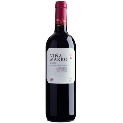 Vinho-Espanhol-Vina-Marro-Rioja-VinhoSite