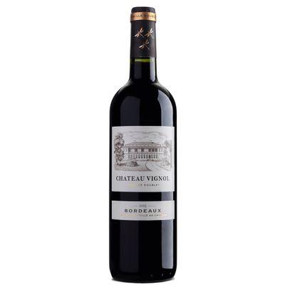 Vinho-Frances-Chateau-Vignol-Bordeaux