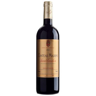 Vinho-Frances-Chateau-Maurins-Saint-Emilion