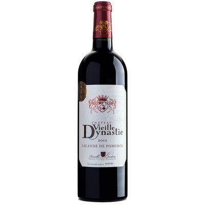 Vinho-Frances-Chateau-Vieille-Dynastie-Lalande-de-Pomerol