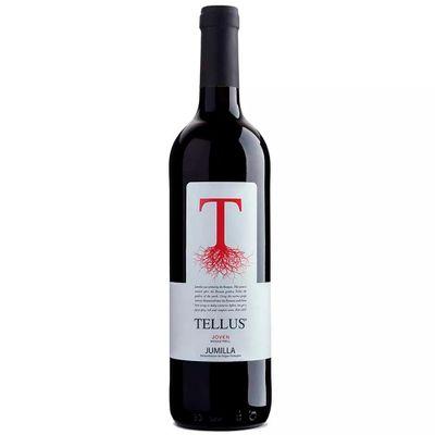 vinho-espanhol-tinto-tellus-joven-dop-jumilla-VinhoSite