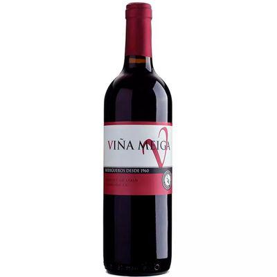 Vinho-Espanhol-Viña-Meiga-Tinto-VinhoSite