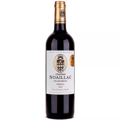 Vinho-Frances-Tinto-Chateau-Noaillac-Medoc-Cru-Bourgeois-VinhoSite