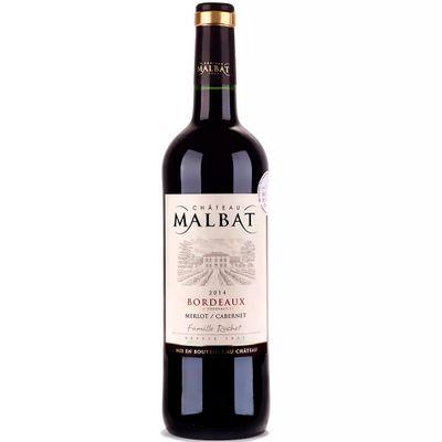 Vinho-Frances-Chateau-Malbat-Bordeaux-Rouge-VinhoSite