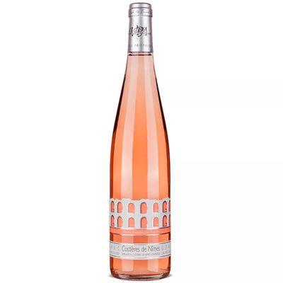 Vinho-Frances-Costieres-De-Nime-Generac-Rose-VinhoSite