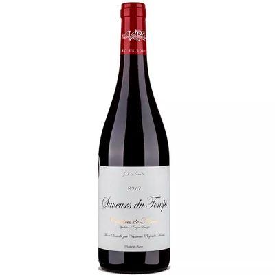 Vinhos-Franceses-Tinto-Costieres-De-Nime-Saveurs-Du-Temps-VinhoSite