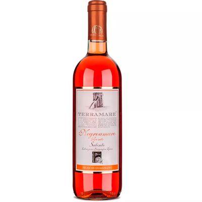 Vinho-Italiano-Negroamaro-Rose-Terramare-Negroamaro-Rose-Terramare-VinhoSite