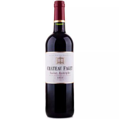 Vinhos-Franceses-Tinto-Chateau-Faget-Saint-Estephe-VinhoSite