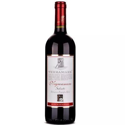 Vinho-Negroamaro-Italiano-Tinto-Salento-Terramare-IGT-VinhoSite