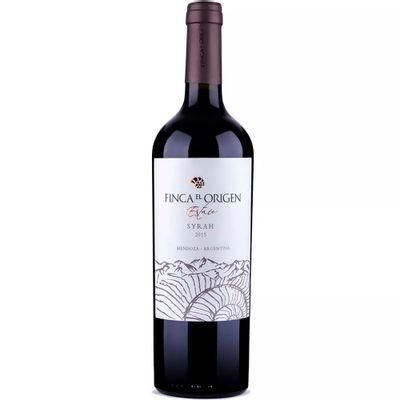 Vinhos-Argentinos-Tinto-Finca-El-Origen-Syrah-VinhoSite