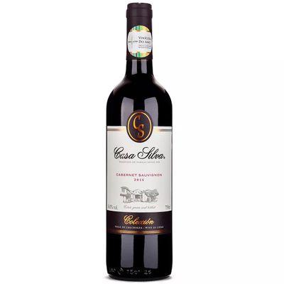 Vinho-Chileno-Tinto-Casa-Silva-Cabernet-Sauvignon-Coleccion-VinhoSite