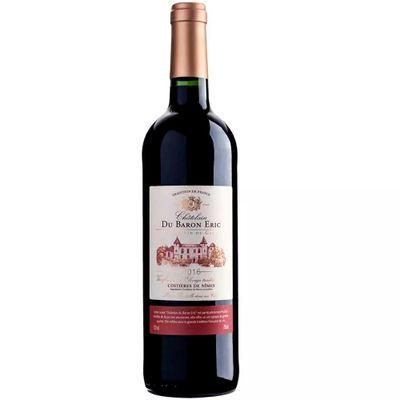 vinho-frances-tinto-chatelain-du-baron-eric-costieres-de-nimes-aoc-VinhoSite