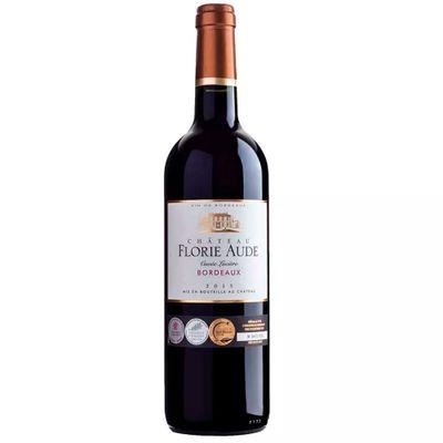 Bordeaux-Vinho-Frances-Chateau-Florie-Aude-Rouge-Tinto-VinhoSite.com.br