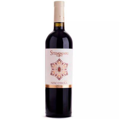 Vinho-Nero-d-Avola-Italiano-Stemmari-Tinto-VinhoSite