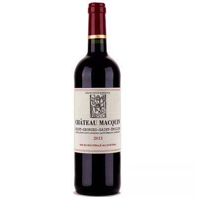 Vinho-Frances-Tinto-Chateau-Macquin-Saint-Georges-Saint-Emilion-VinhoSite