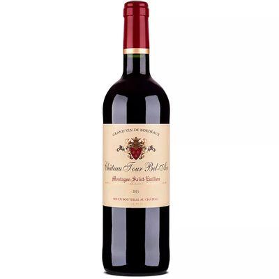 Vinho-Frances-Tinto-Chateau-Tour-Bel-Air-Montagne-Saint-Emilion-VinhoSite