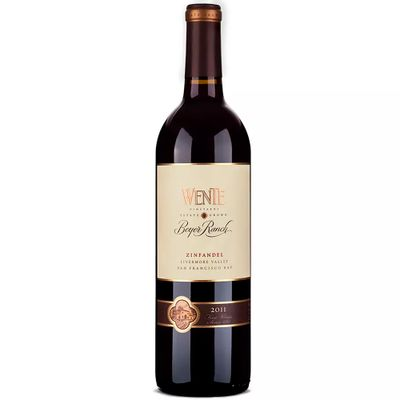 Vinho-Zinfandel-Californiano-Wente-Beyer-Ranch-Tinto-VinhoSite