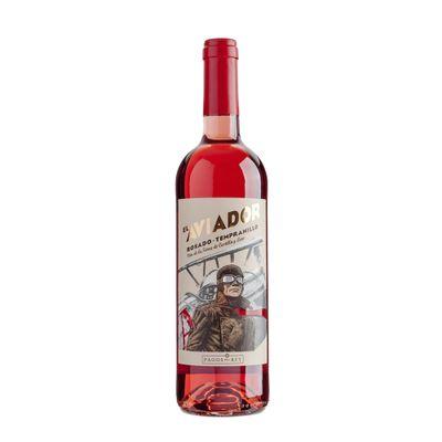 vinho-espanhol-el-aviador-rosado