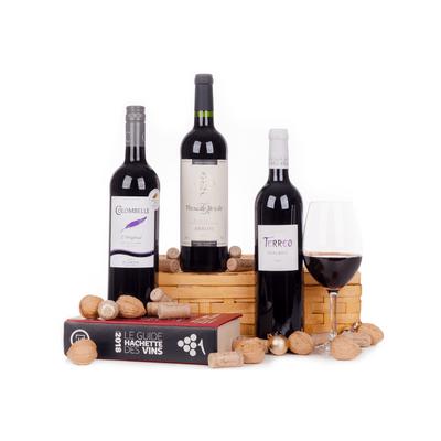 Cesta-de-Vinhos-Vinho-Franca-Frances-Franceses-VinhoSite